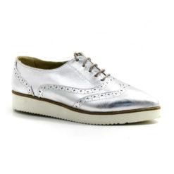 Pantofi din piele naturala Activ Oxford