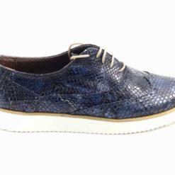 Pantofi din piele naturala Bon Times  4