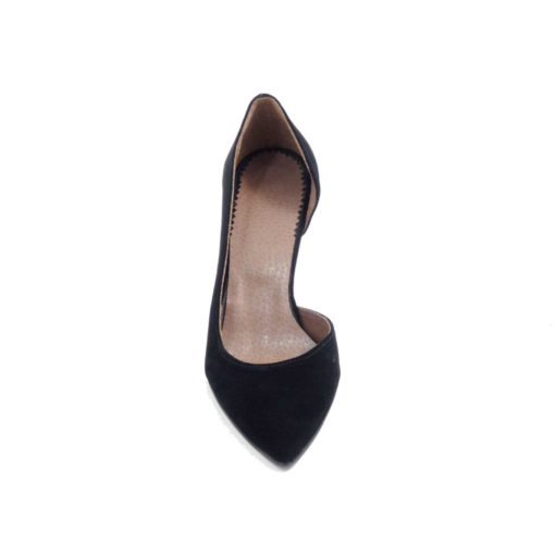 Pantofi din piele naturala Iconia