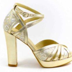Sandale din piele naturala Passion Girl