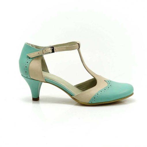 Sandale din piele (M 391)