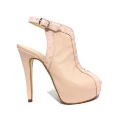 Sandale din piele Luky
