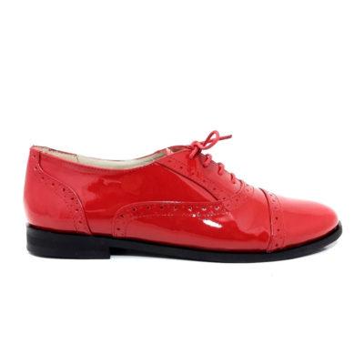 Pantofi din piele Oxy
