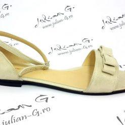 Sandale din piele Iris