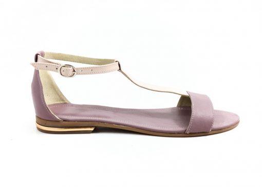 Sandale din piele Madalina