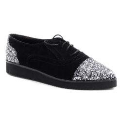 Pantofi din piele naturala Princes Oxford 2