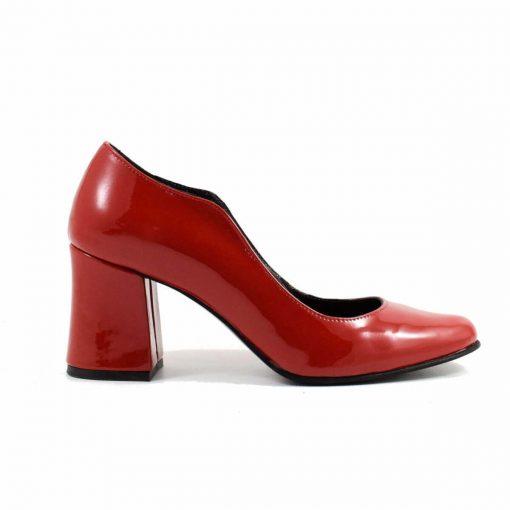 Pantofi din piele naturala Lovely