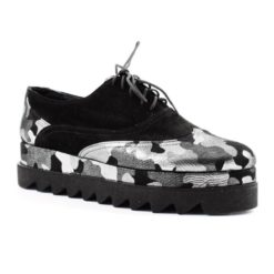 Pantofi din piele naturala Misty