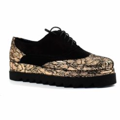 Pantofi piele naturala Misty GN