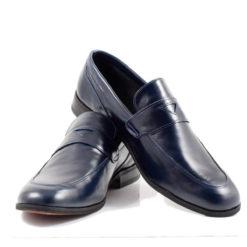 Pantofi din piele naturala Silvester
