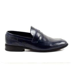 Pantofinbarbatesti din piele