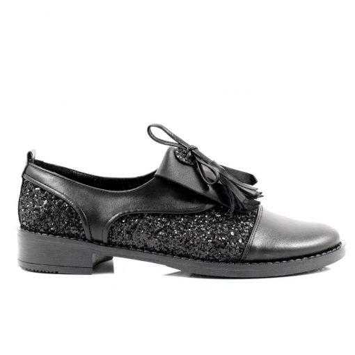 Pantofi din piele naturala ( PTJ 529)