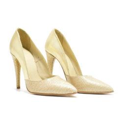 Pantofi din piele naturala Dual Style 2