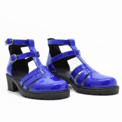 Sandale din piele naturala Olimp 02