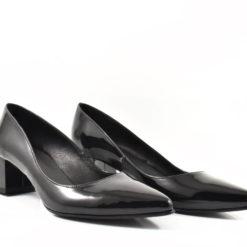 Pantofi din piele naturala Ginna
