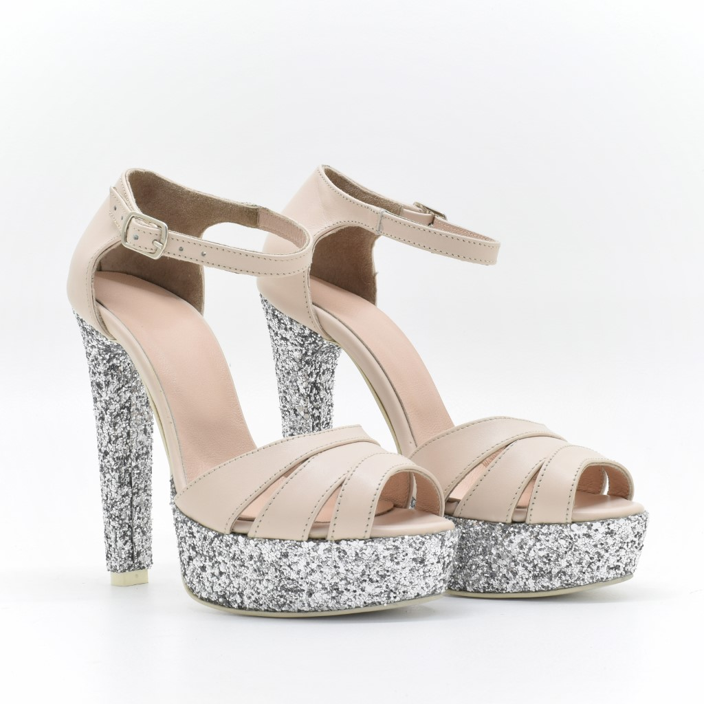 Sandale De Mireasa Joy Wedding Pantofi Handmade