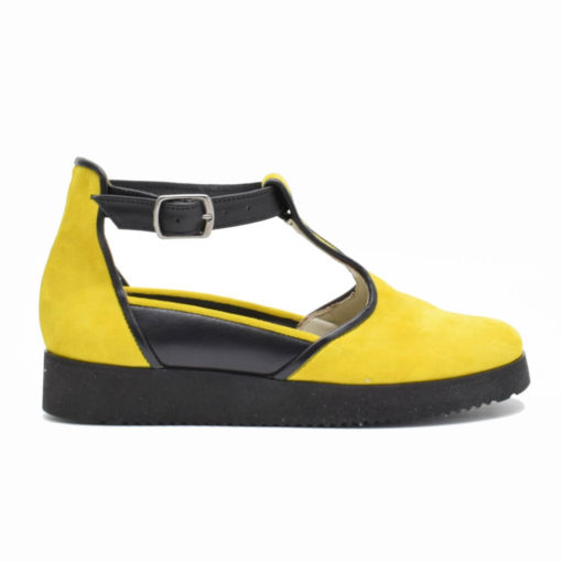 Sandale din piele naturala Terra X