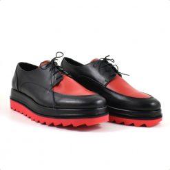 Pantofi barbatesti din piele naturala Smart On Top