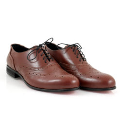 Pantofi barbatesti eleganti din piele naturala Oliver